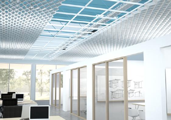 Ceilings Capabilities 3form