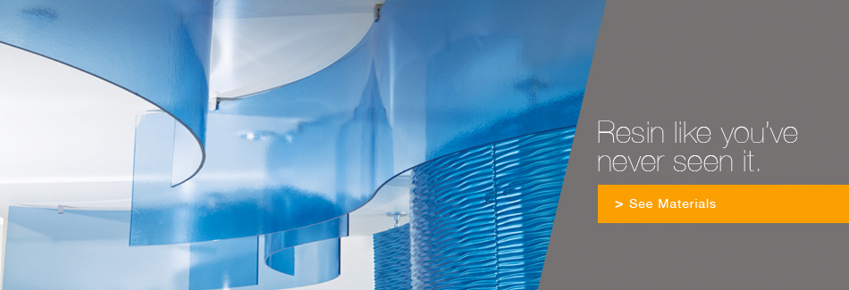 Translucent Resin Panel System : Translucent resin panel products and solutions form