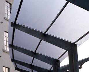 Koda Xt Exterior Polycarbonate Translucent Panels 3form