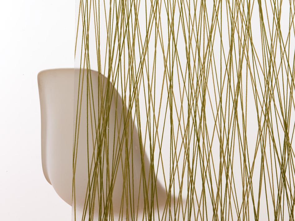 3 form Varia Ecoresin | Artisan | Slant Kelp | Materials | 3form
