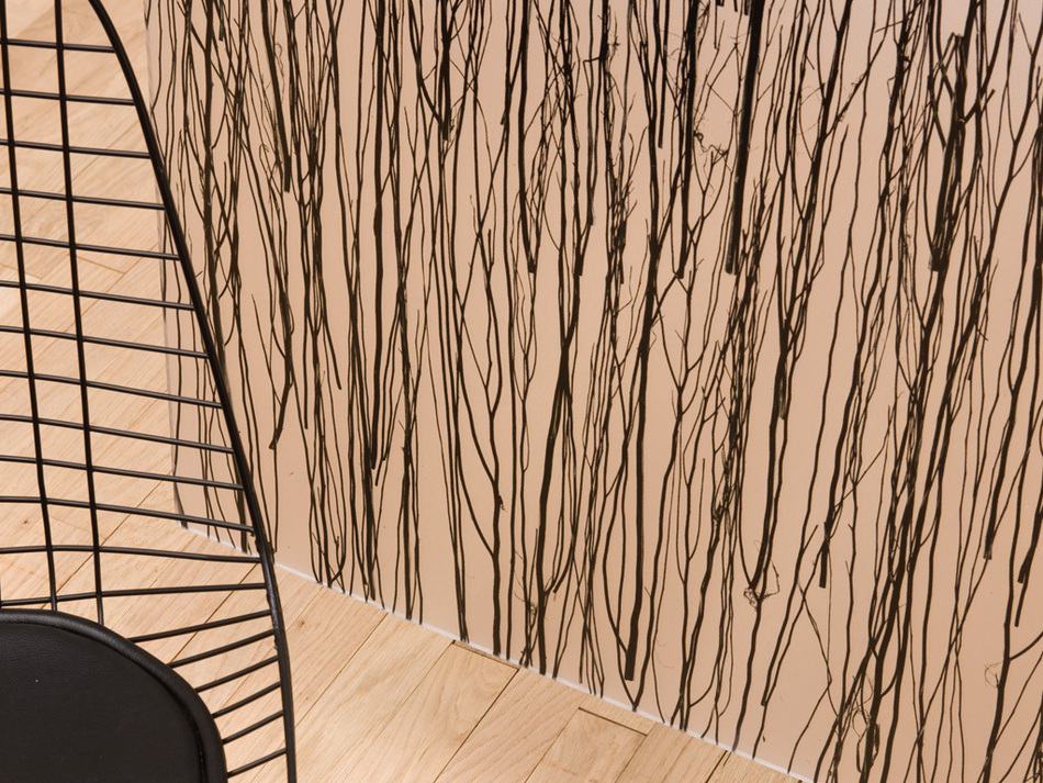 Eco Resin Panels : Varia ecoresin naturals thicket raven materials form