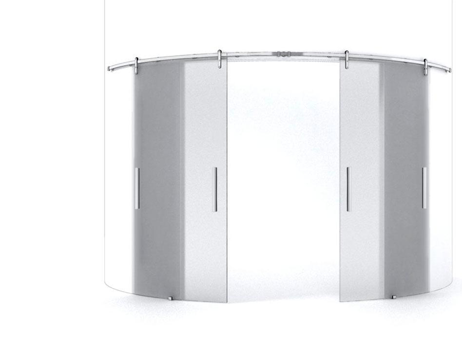 Doors ready to go solutions 3form for Door 95 100 doors 3